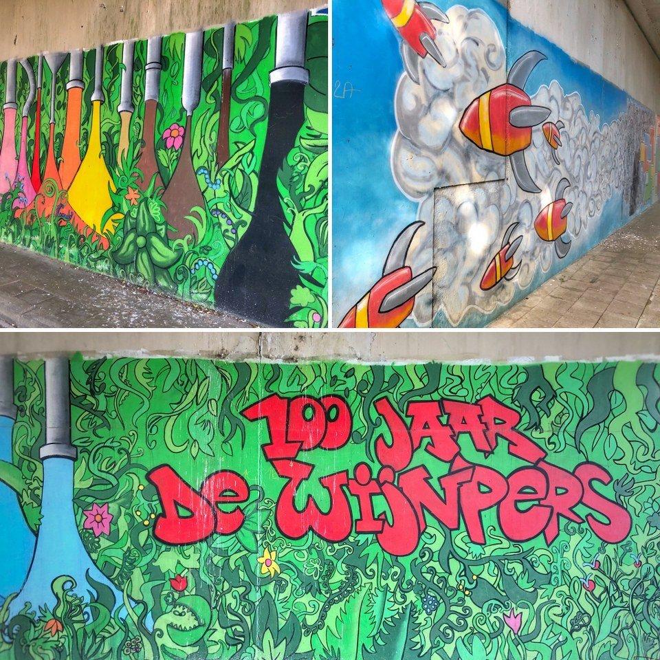 Leuven street art