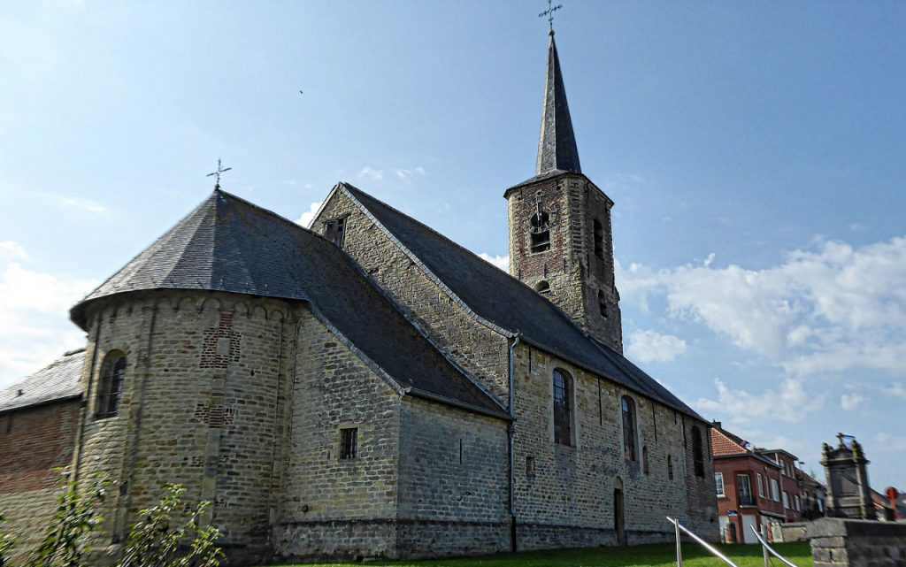 Sint-Paulus church Vossem